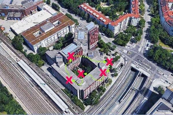 Team-Challenge als Teambuilding beim Sheraton Munich Westpark Hotel