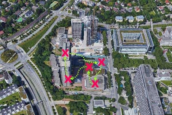 Team-Challenge als Teambuilding beim The Westin Grand Munich