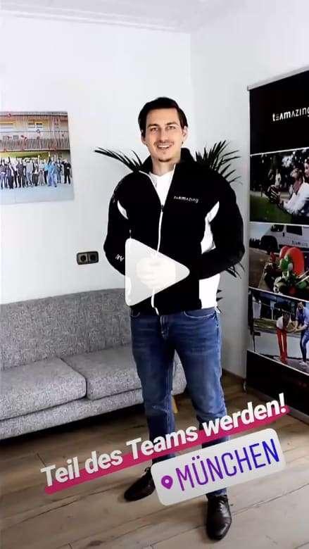 Recruiting Video Erlebnisbuilding München