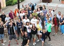 Teambuilding in der LA VILLA am Starnberger See