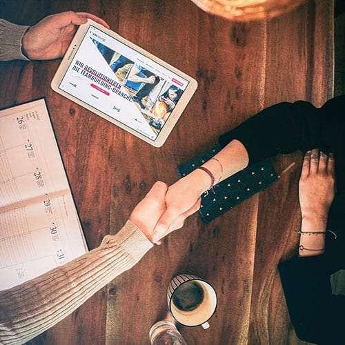 Kunden buchen Teambuilding beim Partnerlocation