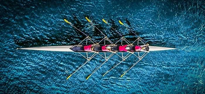 High Performance Teams Rudersport